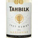Tahbilk Marsanne 1927 Vines 2014