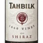 Tahbilk 1860 Vines Shiraz 2015
