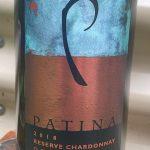 Patina Wines Reserve Chardonnay 2018