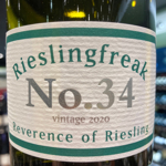 Rieslingfreak No. 34 Riesling 2020
