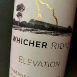 Whicher Ridge Elevation Cabernet Sauvignon 2016
