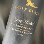 Wolf Blass Grey Label Langhorne Creek Cabernet Sauvignon Shiraz 2019