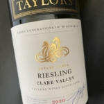 Taylors Clare Valley Riesling 2020