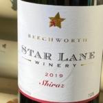 Star Lane Shiraz 2019