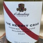 d'Arenberg The Hermit Crab Viognier Marsanne 2020