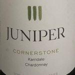 Juniper Cornerstone Karridale Chardonnay 2019